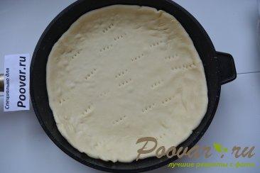 Быстрая пицца на сковороде Шаг 8 (картинка)