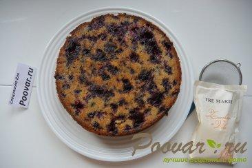 Пирог с чёрной смородиной и ежевикой Шаг 18 (картинка)