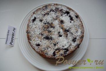 Пирог с чёрной смородиной и ежевикой Шаг 19 (картинка)