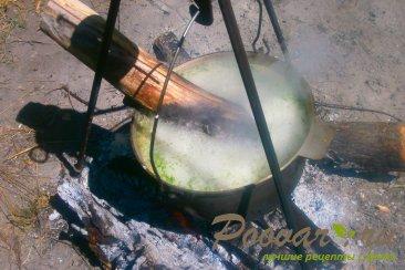Уха на костре с дымком Шаг 9 (картинка)