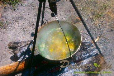 Уха на костре с дымком Шаг 7 (картинка)