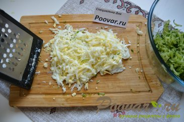 Холодный суп на кефире с огурцами и яйцами (Окрошка) Шаг 4 (картинка)