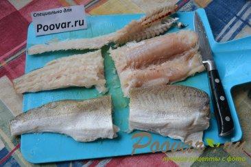 Жареная рыба на сковороде Шаг 3 (картинка)