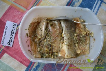 Жареная рыба на сковороде Шаг 4 (картинка)