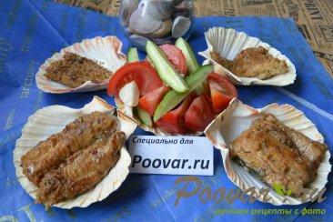 Жареная рыба на сковороде Шаг 8 (картинка)
