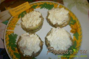 Кабачки с сыром и курицей Шаг 10 (картинка)
