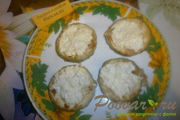 Кабачки с сыром и курицей Шаг 9 (картинка)