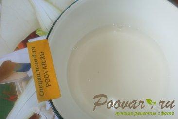 Молочно-клубничное желе Шаг 2 (картинка)