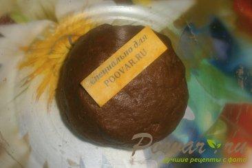 Пирог из шоколадного теста с ягодами Шаг 3 (картинка)