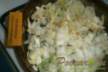 Овощное рагу из баклажанов и капусты Шаг 9 (картинка)
