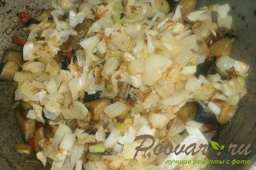 Овощное рагу из баклажанов и капусты Шаг 11 (картинка)