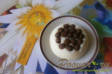 Манная каша с шоколадными шариками Шаг 7 (картинка)