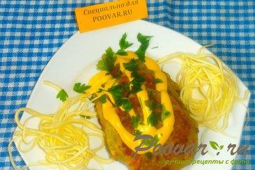 Кабачковые оладьи с сыром и луком Шаг 15 (картинка)