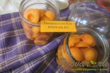 Абрикос в сиропе с ванилином Шаг 5 (картинка)
