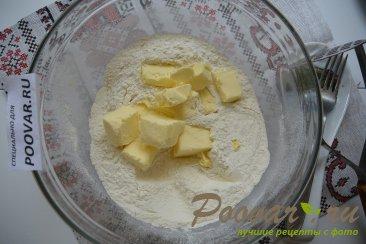 Пирожки с творогом и ягодами Шаг 4 (картинка)