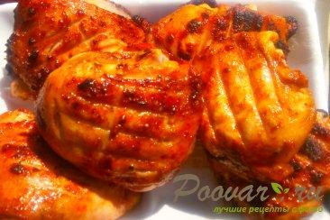 Бёдра куриные с орегано в томате на решётке Шаг 10 (картинка)