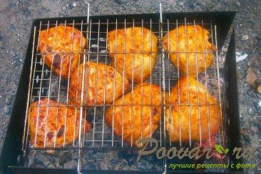 Бёдра куриные с орегано в томате на решётке Шаг 9 (картинка)