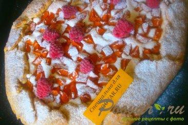 Дрожжевая галета с абрикосом Изображение