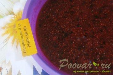 Сырое варенье из малины и смородины Шаг 6 (картинка)
