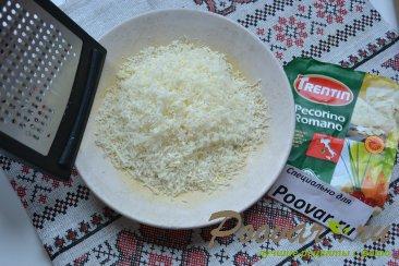 Паста с беконом и сыром Шаг 5 (картинка)