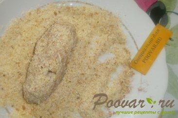 Куриные колбаски с луком и сулугуни Шаг 7 (картинка)