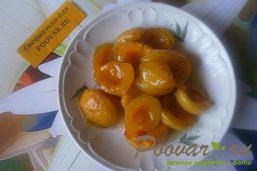 Сырники творожные с абрикосами Шаг 4 (картинка)