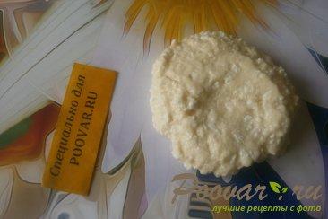 Сырники творожные с абрикосами Шаг 6 (картинка)