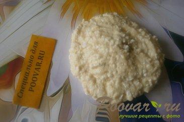 Сырники творожные с абрикосами Шаг 8 (картинка)