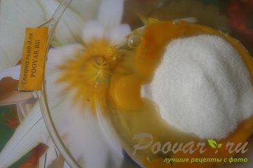 Шарлотка с абрикосом Шаг 1 (картинка)