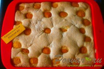 Шарлотка с абрикосом Шаг 10 (картинка)