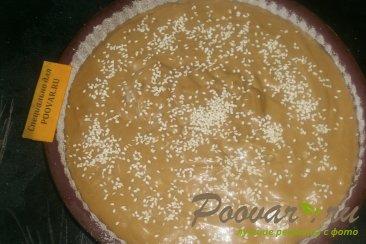 Пирог кофейный с абрикосом Шаг 8 (картинка)