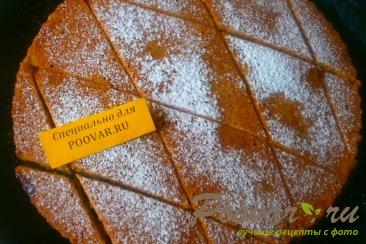 Пирог кофейный с абрикосом Шаг 11 (картинка)