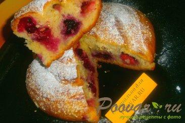 Пирог спиральный с ягодами Шаг 18 (картинка)