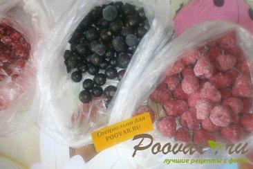 Пирог спиральный с ягодами Шаг 5 (картинка)