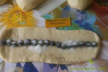 Пирог спиральный с ягодами Шаг 9 (картинка)