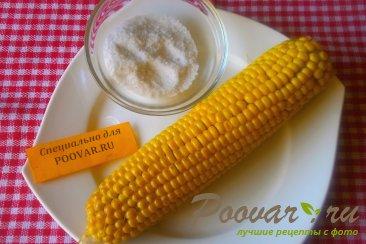 Кукуруза в духовке Изображение