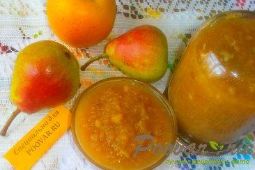 Пюре из груш и яблок Шаг 7 (картинка)