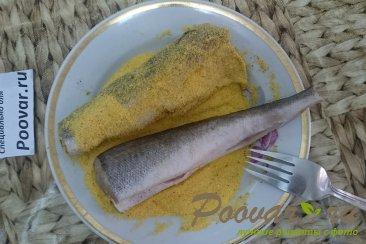 Рыба жареная в кукурузной муке Шаг 4 (картинка)