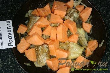 Тушёная рыба с картофелем Шаг 4 (картинка)