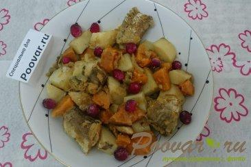 Тушёная рыба с картофелем Шаг 6 (картинка)