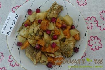 Тушёная рыба с картофелем Шаг 7 (картинка)