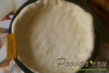 Пирог с картофелем и сыром Шаг 6 (картинка)