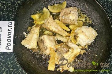 Рыба с овощами в сметанном соусе Шаг 4 (картинка)