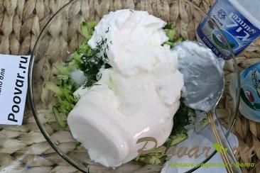Холодный суп из йогурта Шаг 4 (картинка)