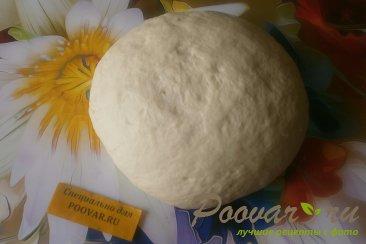 Пицца с грибами и сырами Шаг 7 (картинка)
