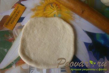 Пирог с грушами из дрожжевого теста Шаг 6 (картинка)