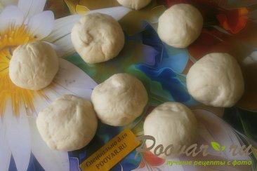 Пирог с грушами из дрожжевого теста Шаг 5 (картинка)