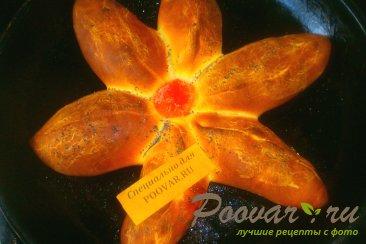 Пирог с грушами из дрожжевого теста Шаг 11 (картинка)