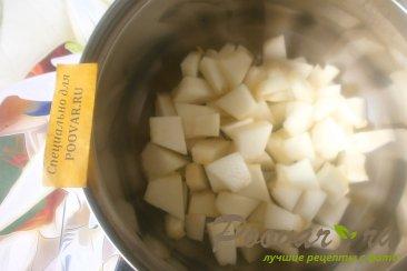 Варенье из дыни и яблок Шаг 3 (картинка)