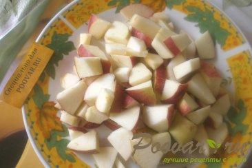 Варенье из дыни и яблок Шаг 5 (картинка)